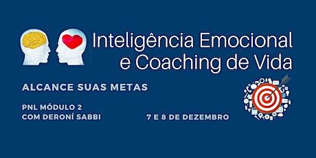 Inteligência emocional e Coaching de Vida - Módulo 2 PNL ingressos