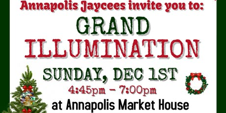 Annapolis Grand Illumination tickets
