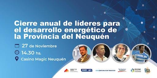 Cierre Anual de Líderes del Sector Energético
