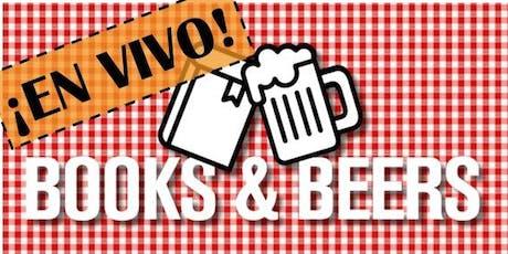 Books & Beers - EN VIVO boletos