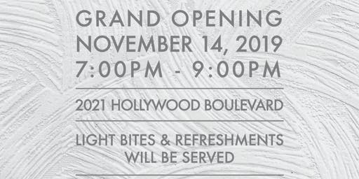 Zero Empty Spaces #02 Grand Opening Reception On Hollywood Boulevard!