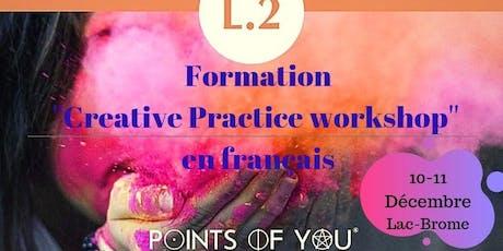 Points of You® - outil de coaching - formation L2 billets