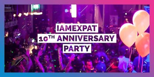 IamExpat 10th Anniversary Party