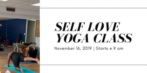 Self Love Saturday - Yoga