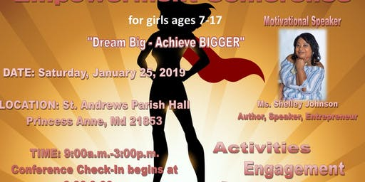 "You Are A Shero "" Dream Big Achieve BIGGER"""