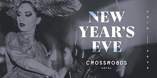 New Years Eve @ Crossroads Hotel