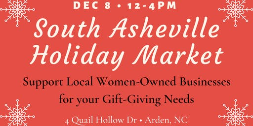 South Asheville Holiday Market
