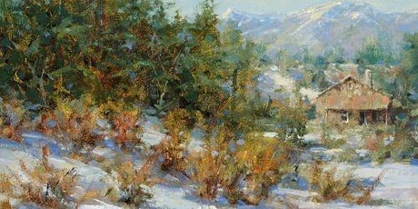 Painting Snow Scenes in Watercolor with Eric Michaels tickets