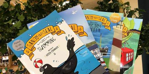 Sandy Seal: Children's Book Reading & Signing