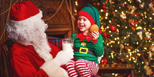Christmas Kids Class & Selfies with Santa R48