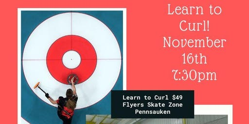 Introduction to Curling - November 16th