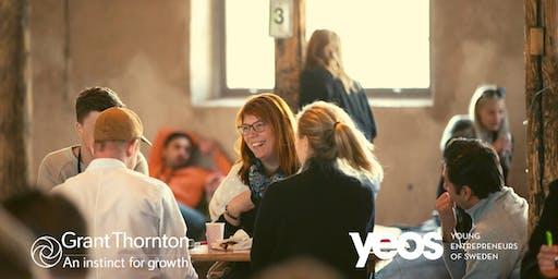 Glöggmingel för unga entreprenörer