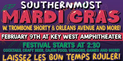 Trombone Shorty, Tank & Bangas, Rebirth Brass and Big Sam's Funky Nation!