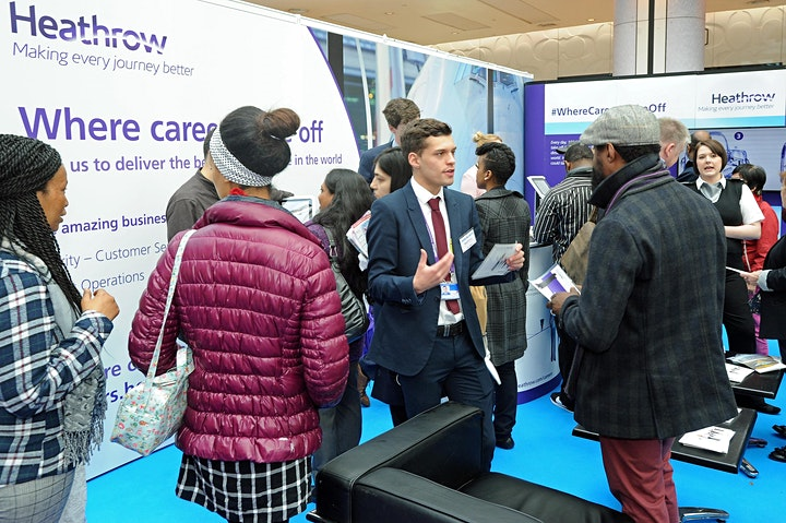London Job Show | Careers & Job Fair image