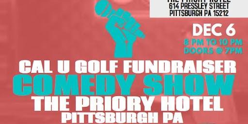 Comedy Show Benefiting the Cal U Golf Teams!
