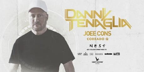 Decades NYE with Danny Tenaglia and friends tickets