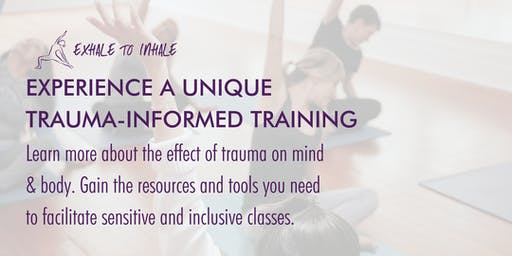 Trauma-Informed Yoga Training at lululemon