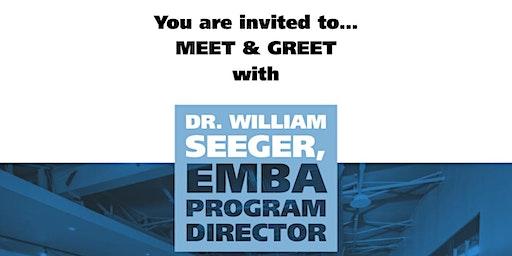UTA Executive MBA - Meet & Greet