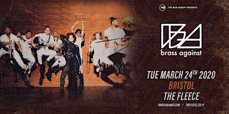 Brass Against (The Fleece, Bristol) tickets