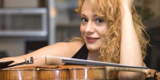 Dos obras de violín solo y presentación Escuela de Música Kremena Gancheva