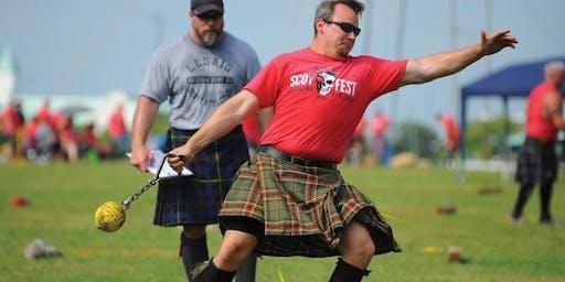 Scotfest 2020 - Athlete Registration