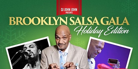 Brooklyn Salsa Gala - Tribute to Jimmy Sabater with Jose Mangual Jr. y Son Boricua tickets