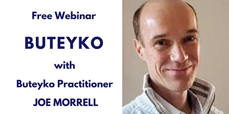 Free Webinar about Buteyko Method Wednesdays 7-8pm London time tickets