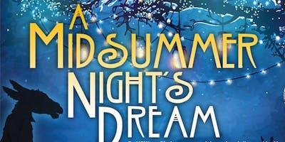 A Midsummer Night's Fever Friday Evening 7:30pm