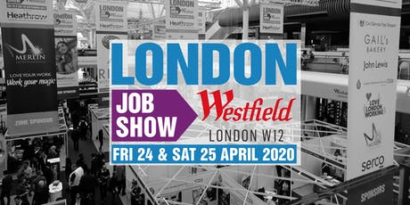 London Job Show | Careers & Job Fair tickets