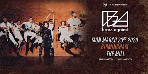 Brass Against (The Mill, Birmingham)