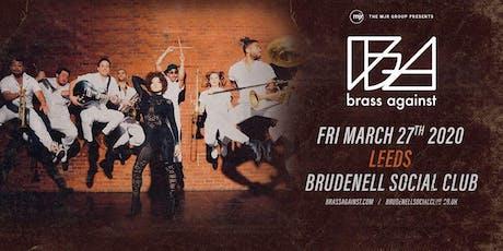 Brass Against (Brudenell Social Club, Leeds) tickets