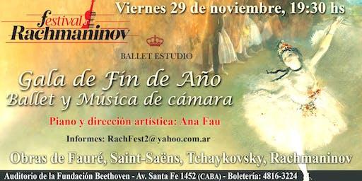 Festival Rachmaninov: Gala de Ballet de Fin de Año