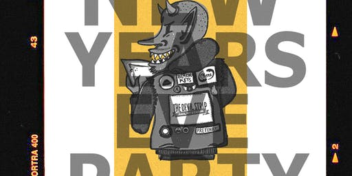 NYE at the Rialto Theatre with The Devil Strip (General Admission)