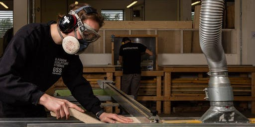 Tour of Glasgow Sculpture Studios - Scotland's Workshops Week