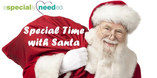 Special Time with Santa - December 7th, 2019 (Appointment Required)