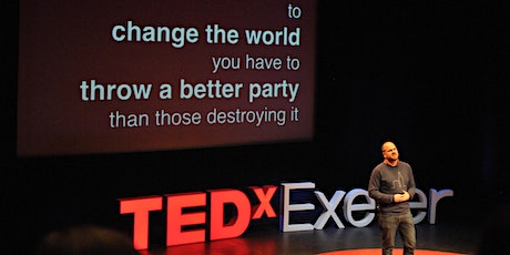 TEDxExeter 2021: Exeter Northcott Theatre tickets