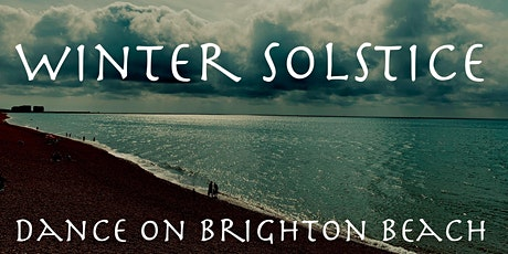 5Rhythms dance on Brighton Beach - Winter Solstice special tickets