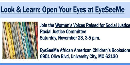Look & Learn: Open Your Eyes at EyeSeeMe