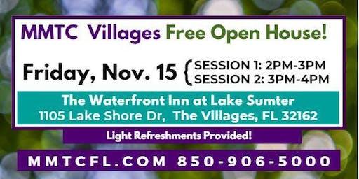 MMTC Villages Open House!