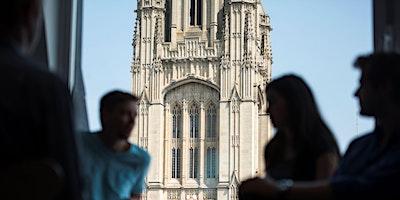 Postgraduate taster sessions for current University of Bristol students