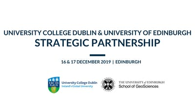 UCD and Edinburgh GeoSciences Strategic Partnership