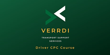 Driver CPC Course - Module to be confirmed at a later date. tickets