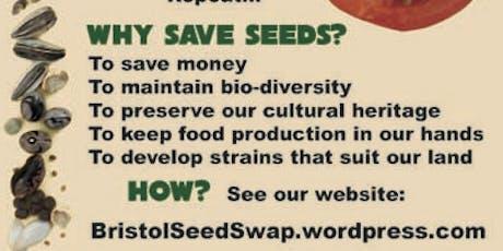 Bristol Seed Swap 2020 tickets