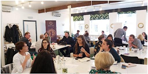 Princess Royal Training Awards 2020 Workshop: Nottingham 3/2/20