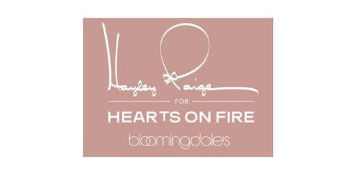 HAYLEY PAIGE PRESENTS HEARTS ON FIRE FINE JEWELRY COLLECTION