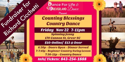 Counting Blessings Country Dance