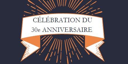 Gala du 30e anniversaire de Prévention CDN-NDG