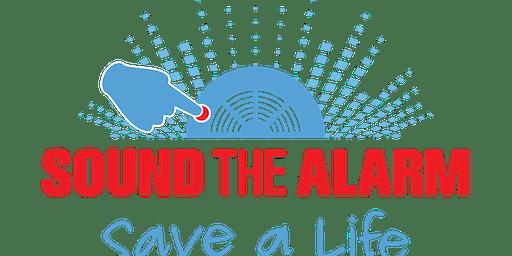 Sound The Alarm, Perry Hall, MD - Install Smoke Alarms, Save Lives!