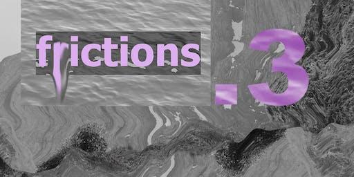 F(r)ictions .3: film & video screenings at DIY Space