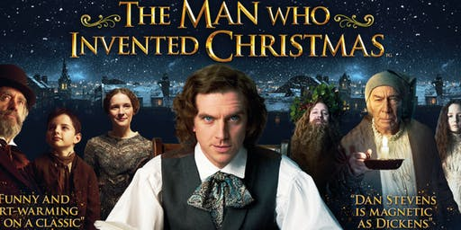 Movie - The Man Who Invented Christmas